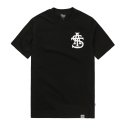 파퓰러너드(POPULARNERD) Anchor t-shirts black