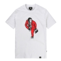 파퓰러너드(POPULARNERD) Monkey Business t-shirts white