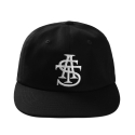 파퓰러너드(POPULARNERD) Anchor 6 Panel cap black
