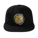 파퓰러너드(POPULARNERD) A.S.T 6 Panel cap black