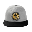 파퓰러너드(POPULARNERD) A.S.T 6 Panel cap gray