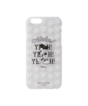 화이트블랭크레이블 [ALOHA MICKEY] YEAH MICKEY IPHONE6 CASE (BLACK)