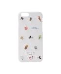 화이트블랭크레이블 [ALOHA MICKEY] ALOHA ALOHA IPHONE6 CASE(WHITE)