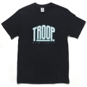 얼마이티(ALMIGHTY) FORCE TROOP T-SHIRTS (Black)