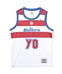 BALLERS JERSEY(White)