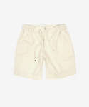 파르티멘토(PARTIMENTO) Short Linen Pants White