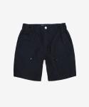 파르티멘토 [파르티멘토] Short Linen Pants Navy