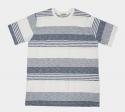 SLAVE STRIPE T-SHIRT (NAVY)