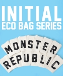 몬스터리퍼블릭(MONSTER REPUBLIC) INITIAL ECO BAG SERIES