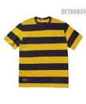 디트로반 디트로반 서머 보더 티셔츠 (DEM1TS5800)