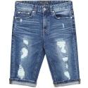 모디파이드 M#0599 1/2 repaired vintage jeans