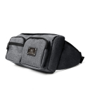 몬스터리퍼블릭(MONSTER REPUBLIC) MARVELOUS WAIST BAG / L.GRAY