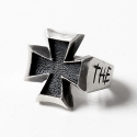 더 클로토(THE CLOTHO) 925 CARVE CROSS RING