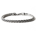 더 클로토(THE CLOTHO) 925 ROPE CHAIN BRACELET