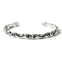 더 클로토(THE CLOTHO) 925 CLOUD VINE BANGLE