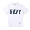 소버먼트 위드 로모트 20s original navy tee-white otmeal-