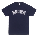 프룻오브더룸(FRUIT OF THE LOOM) 3930R HEAVY COTTON T-SHIRT BROWN(NAVY)