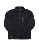 브랫슨(BRATSON) OLD GUY RULE  COACH-JACKET BLACK