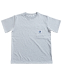 챈스챈스(CHANCECHANCE) KIDS GRAY POCKET-T