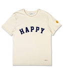 마치위드 HAPPY HEAVYWEIGHT TEE CREAM
