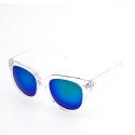 사이안 아이웨어 [사이안]CYAN - GIANT 클리어/블루 선글라스 아이웨어 안경