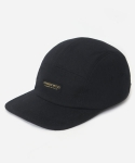 커버낫 15 S/S RIPSTOP CAMP CAP BLACK