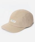 커버낫 15 S/S RIPSTOP CAMP CAP BEIGE