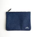 옐로우스톤(YELLOWSTONE) DENIM CLUTCH BAG - YS2019DN /DARK NAVY