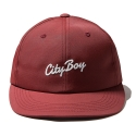 디얼스(THE EARTH) NC CB BALL CAP - BURGUNDY