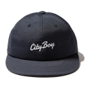 디얼스(THE EARTH) NC CB BALL CAP - NAVY