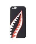 리타 Cellphone cover shark tooth (iPhone 6 plus) black