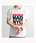 위고(WEGO) MAD NYC TEE