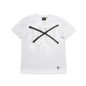키즈아웃(KIZOUT) [KIZOUT]99PROBLEM MASH T-SHIRT_WHITE