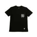 키즈아웃(KIZOUT) [KIZOUT]99PROBLEM POCKET T-SHIRT_BLACK