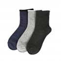 삭스타즈 Gift Set of Roll Top Mono Socks