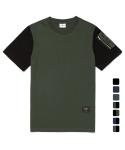바리케이트 [MA-1]바리케이트 티셔츠 VER. SERIES