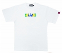 브래그(BRAGG) BRAGG 1ST ANNIV INTERNATIONAL FLAG T-SHIRTS
