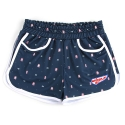 언티지 UWP 02 pixel teddy track shorts_navy[WOMAN]