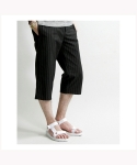 위고(WEGO) SEMI WIDE CROPPED SLACKS