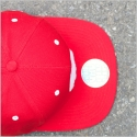 대드릭(DADLIK) EMBLEM CAP (RED/WHITE)