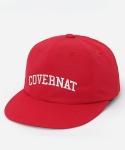커버낫 15 S/S ARCH LOGO B.B CAP RED