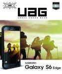유에이지 UAG(정품) 갤럭시 S6 EDGE 휴대폰 충격방지 케이스