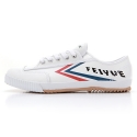 [FEIYUE]FE LO / LEATHER WHITE BLUE RED / F10020M