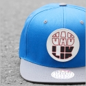 대드릭(DADLIK) EMBLEM CAP (NEW BLUE/GREY)