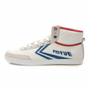 페이유에(FEIYUE) [Feiyue]A.S HIGH / CLASSIQUE WHITE BLUE RED / 00900517