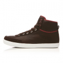 페이유에(FEIYUE) [Feiyue]A.S HIGH / LEATHER CHOCO BROWN / 00910445