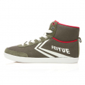 페이유에(FEIYUE) [Feiyue]A.S HIGH / DUSTY OLIVE RED KHAKI / 00900441