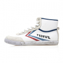 페이유에(FEIYUE) [Feiyue]A.S HIGH ORIGINE / WHITE RED BLUE / 00940627