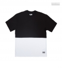브라운브레스(BROWNBREATH) BLOCK POCKET - BLACK (WHITE)