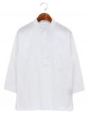 1/2 Linen China pullover shirts